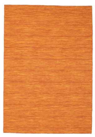 Kelim loom - Orange matta 160x230 Modern Matta