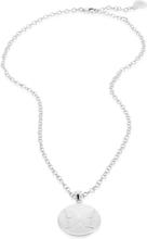 Amulett halsband stort