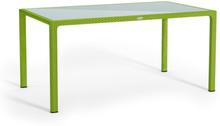 Grande table vert pomme