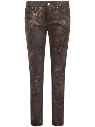 Jeans 'Dream Skinny', inch-længder: 28 Fra Mac brun - Peter Hahn
