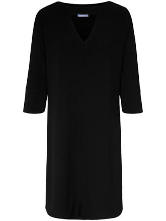 Jerseyklänning 3/4-ärm från DAY.LIKE svart
