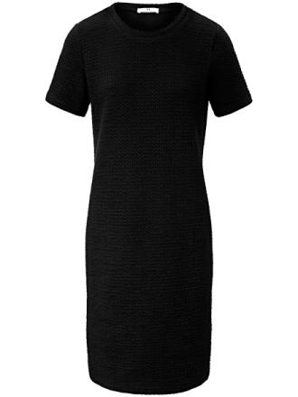 Jerseyklänning från Peter Hahn svart