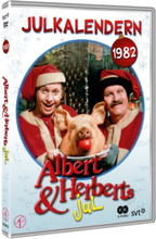 Julkalender: Albert & Herberts Jul (2 Disc)