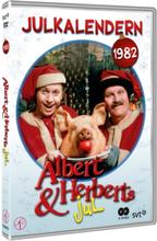 Julkalender: Albert & Herberts Jul (2 Disc)