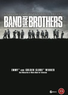 Band of Brothers (6 disc)
