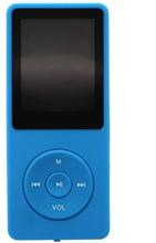 MP3-Afspiller med 8 GB Hukommelse - Blå