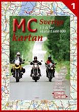 MC-kartan Sverige