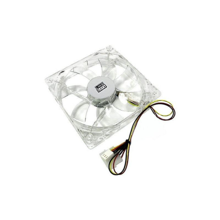 Dynamode LMS DATA 14 cm 4/3-Pin gjennomskinnelig LED forbedret PC s...