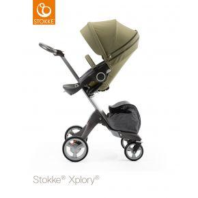 Stokke Stroller Seat Style Kit (Grön Oliv)