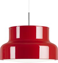 Bumling lampa stor 600 mm röd