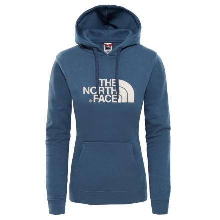 The North Face Women's Drew Peak Pull Hoodie Dam Tröja Blå S