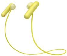 WI-SP500 In-Ear Headphones - Keltainen