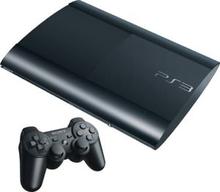 PlayStation 3 Super Slim 500GB Sort