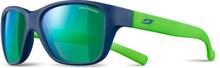 Julbo Turn Spectron 3CF Aurinkolasit 4-8Y Lapset, dark blue/green-multilayer green 2020 Urheilulliset aurinkolasit