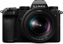 Panasonic Lumix S5 + 20-60/3,5-5,6, Panasonic