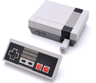 Trådlös kontroll till NES Mini Classic Edition