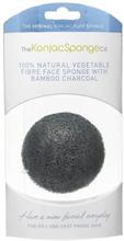Konjac Sponge Premium Facial Puff Bamboo Charcoal
