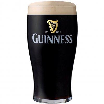 Guinness ölglas pint