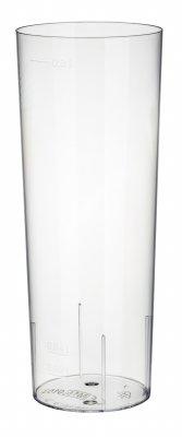 Longdrinkglas i plast 10-pack