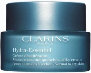 Clarins Hydra-Essentiel Creme Normal to Dry Skin 50 ml Transparent