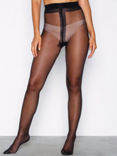 NLY Lingerie Back Black Striped Tights