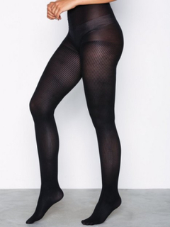 NLY Lingerie Sheer Striped Tights
