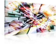 Tavla Pattern Abstract Multicolour