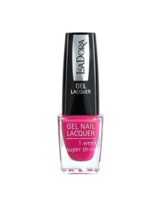 Isadora Gel Nail Lacquer Pink Cubana