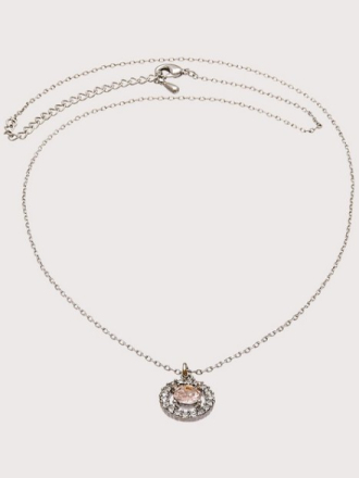 Lily and Rose Miss Miranda Necklace Halsband Silver