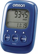 Omron Stegräknare Walking Style IV blå OMR-HJ-325-EB