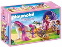 Playmobil Princess,Kungligt par med vagn