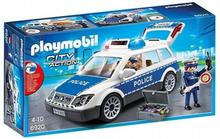 Playmobil Action, Polispatrull ljud/ljus
