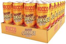 NOCCO BCAA | Blood Orange Del Sol - 24-pack