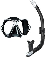 Mares Mask & Snorkelset (X-Vision + Ergo Splash)