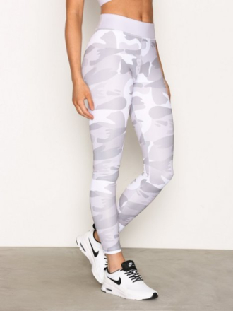 Treningstights - Camouflage NLY SPORT Camo Sports Tights