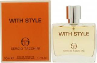 Sergio Tacchini With Style Eau de Toilette 50ml Sprej
