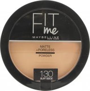 Maybelline Fit Me Matte + Poreless Powder 8.5g - Buff Beige