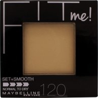 Maybelline Fit Me Pressed Powder 9g - 120 Classic Ivory