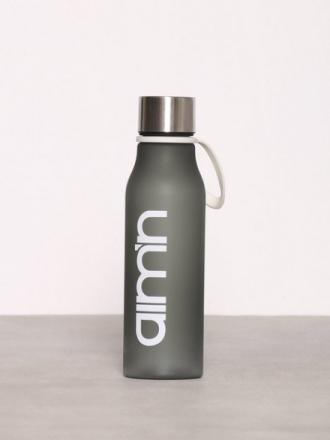 Aim'n Logo Bottle Vattenflaskor Svart
