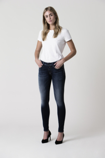 Replay SKINNY FIT LUZ JEANS Kvinna
