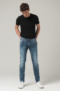 Replay SLIM FIT JEANS HYPERFLEX ANBASS Man