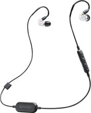Shure SE215-BT1 Wireless Sound Isolating Ohrhörer - Klar (SE215-CL-BT1)