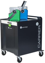 LocknCharge Carrier 30 MK5 with LARGE Baskets Charge-Only 30 units Chromebook/iPad/laptop