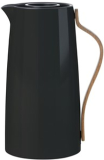Stelton Emma termoskanna - kaffe, 1,2 liter - svart*