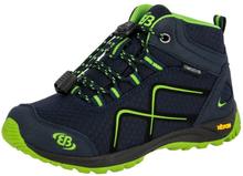 Brütting wandelschoenen Guide synthetisch donkerblauw/groen
