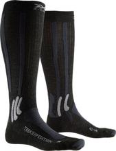 X-Socks wandelsokken Trek Expedition nylon zwart