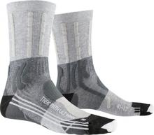 X-Socks wandelsokken Trek Path Ultra nylon grijs