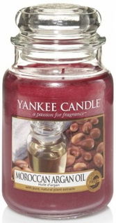 Yankee Candle Classic Large Jar Moroccan Argan Candle 623 g
