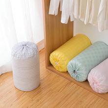 PEVA Quilt Drawstring Bag Feuchtigkeitsbeständige Quilt Bag