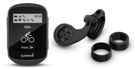 Garmin Edge 130 Navigationsudstyr Mountain Bike Bogle sort 2018 GPS apparater